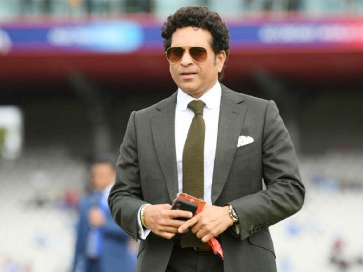 सचिन ने कोरोना वॉरियर्स के सम्मान में जन्मदिन नहीं मनाने का फैसला किया, कल 47 साल के होंंगे क्रिकेट,Cricket - Dainik Bhaskar