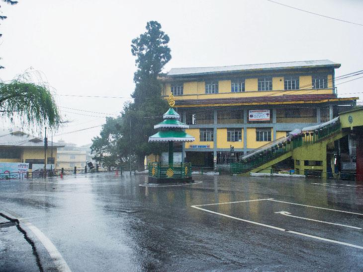 सिक्किम में रोज 20 से 100 ट्रक चीन-तिब्बत से सामान लेकर आते थे, इसके बावजूद राज्य में एक भी कोरोना पॉजिटिव नहीं|DB ओरिजिनल,DB Original - Dainik Bhaskar