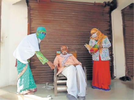 लखीमपुर खीरी में जमात से लौटे युवक के 9 साथी निगेटिव, 2 की रिपोर्ट आना बाकी खरगोन,Khargone - Dainik Bhaskar
