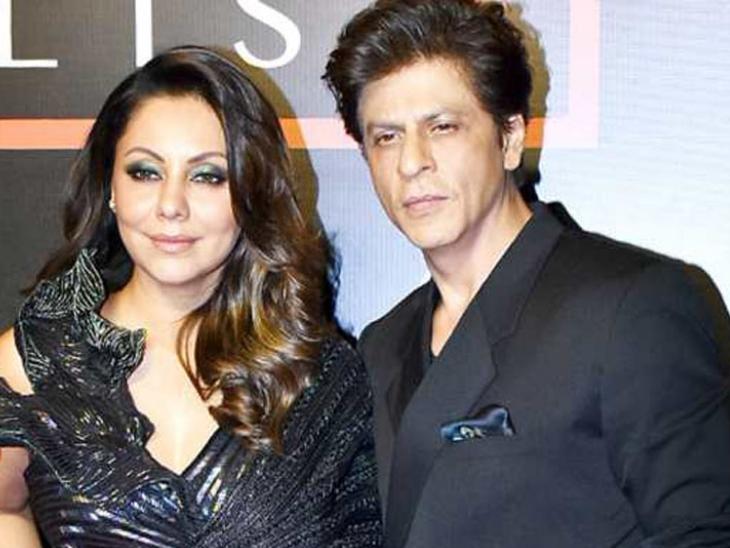 क्वारैंटाइन सेंटर में बदल गया चार-मंजिला पर्सनल ऑफिस, शाहरुख की पत्नी गौरी खान ने दिखाई झलक|बॉलीवुड,Bollywood - Dainik Bhaskar