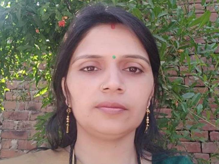 सिपाही ने पत्नी की हत्या कर साले को किया फोन, बोला- तेरी बहन को मार दिया, आकर लाश ले जा|उत्तरप्रदेश,Uttar Pradesh - Dainik Bhaskar