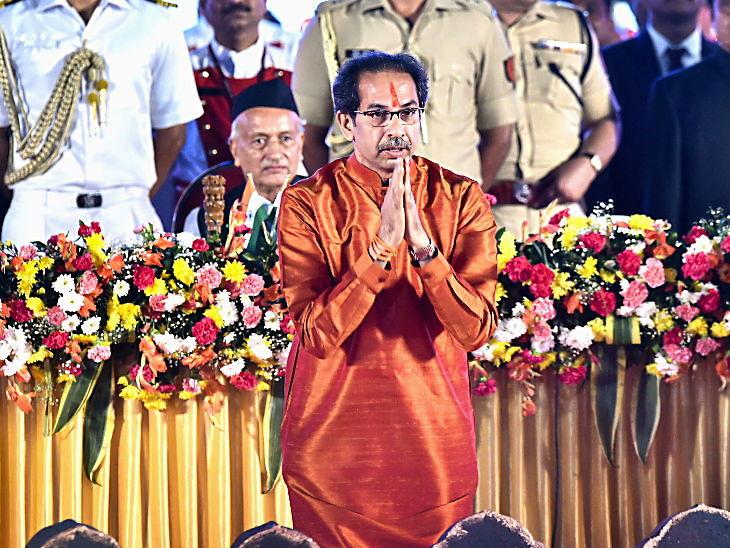 मुख्यमंत्री उद्धव को विधान परिषद का सदस्य मनोनीत करने के लिए मंत्रिमंडल ने फिर पास किया प्रस्ताव|महाराष्ट्र,Maharashtra - Dainik Bhaskar