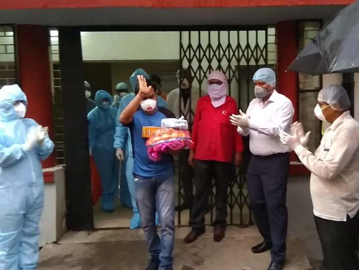 40 बाेगियाें का 640 आइसाेलेशन बेड तैयार, फिलहाल जिले में एक भी संक्रमित मरीज नहीं|धनबाद,Dhanbad - Dainik Bhaskar
