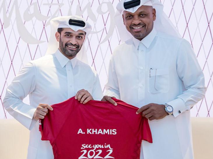 कतर फीफा वर्ल्ड कप के ब्रांड एंबेसडर आदिल का टेस्ट पॉजिटिव, इससे पहले 3 तीन स्टेडियम के 8 कर्मचारी भी संक्रमित हुए स्पोर्ट्स,Sports - Dainik Bhaskar