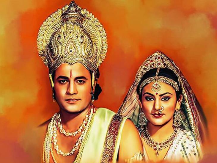 दुनिया का सबसे ज्यादा देखा जाने वाला शो बना रामायण, बना 7.7  करोड़ दर्शकों का वर्ल्ड रिकॉर्ड टीवी,TV - Dainik Bhaskar