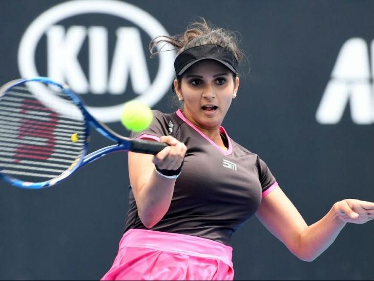 सानिया मिर्जा फेड कप हर्ट अवॉर्ड के लिए नामित, यह उपलब्धि हासिल करने वाली पहली भारतीय महिला खिलाड़ी बनीं स्पोर्ट्स,Sports - Dainik Bhaskar