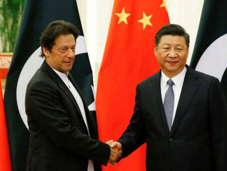 अमेरिकी रक्षा विभाग के पूर्व अधिकारी ने कहा- पाकिस्तान चीन का पार्टनर नहीं बल्कि उसकी कॉलोनी बनने वाला है|विदेश,International - Dainik Bhaskar