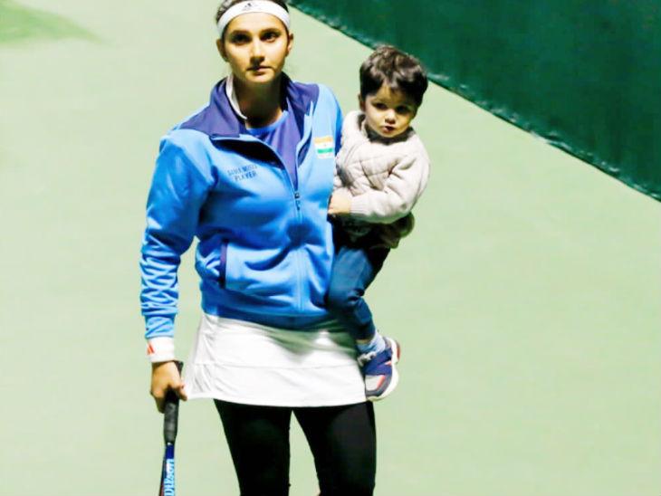 6 बार की ग्रैंड स्लैम चैम्पियन सानिया ने कहा- मैं अपने खेल और मां होने की जिम्मेदारी दोनों को संभाल सकती हूं स्पोर्ट्स,Sports - Dainik Bhaskar