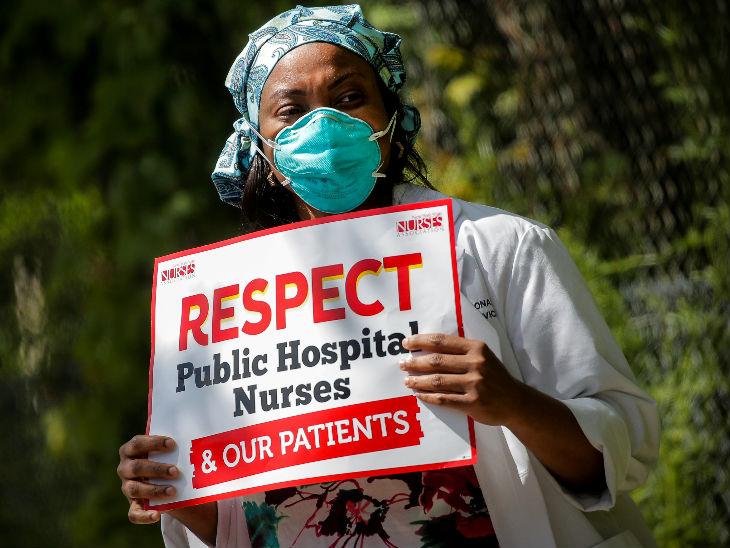 अब तक 38.86 लाख संक्रमित और 2.68 लाख जान गई: पेरू के कृषि मंत्री जार्ज कोरोना संक्रमित पाए गए, जापान ने इलाज के लिए रेमडेसिविर दवा को मान्यता दी|विदेश,International - Dainik Bhaskar