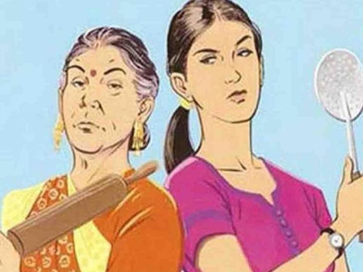 तलाक के 3 साल बाद फिर 'मन बंधन'; सास ने की बहू को मनाने की पहल, घर पर धरना तक दिया भोपाल,Bhopal - Dainik Bhaskar