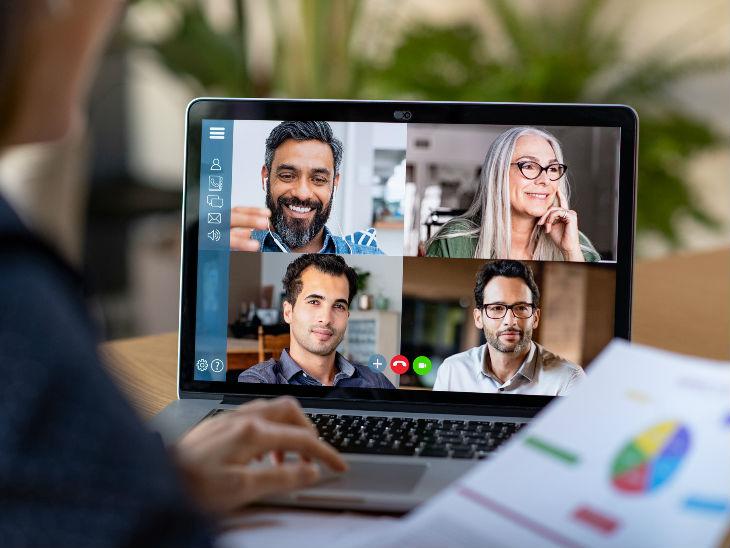 वीडियों कॉन्फ्रेंसिंग करने पर आ सकता है भारी-भरकम बिल, ट्राई ने ग्राहकों को किया अलर्ट, जारी की एडवाइजरी|बिजनेस,Business - Dainik Bhaskar