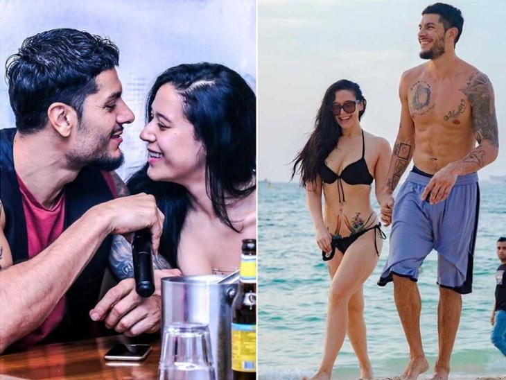 जैकी श्रॉफ की बेटी कृष्णा के ब्वॉयफ्रेंड इबन ने दिए संकेत, कर रहे हैं शादी की प्लानिंग बॉलीवुड,Bollywood - Dainik Bhaskar