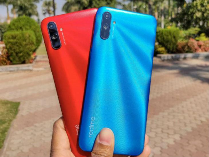 3 महीने में दूसरी बार बढ़ी रियलमी C3 स्मार्टफोन की कीमत, अब 3GB वैरिएंट खरीदने के लिए खर्च करने होंगे 7999 रुपए|टेक & ऑटो,Tech & Auto - Dainik Bhaskar