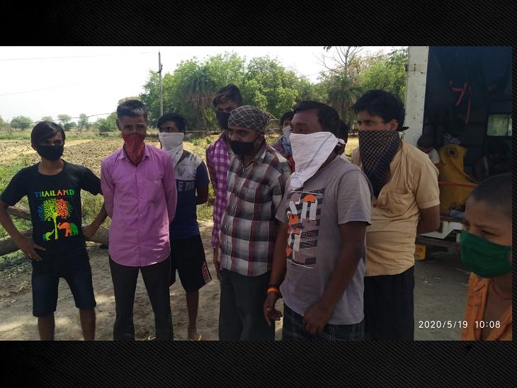 एक छोटे से लोडिंग टेंपों से ये 12 मजदूर 16 मई को महाराष्ट्र के उल्लहासनगर से निकले थे।
