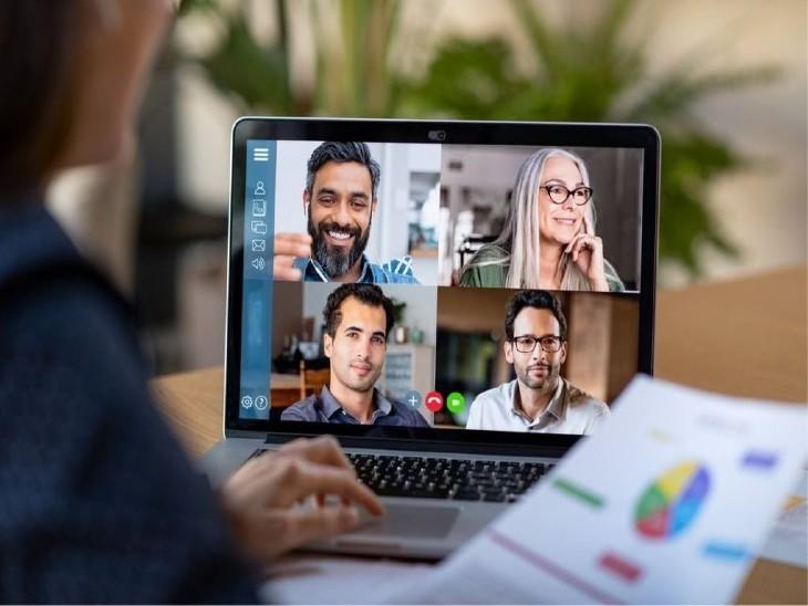कोविड-19 के बीच तेजी से निर्णय लेने के लिए कंपनियों की ऑनलाइन बोर्ड मीटिंग में उछाल, समय की होती है बचत|इकोनॉमी,Economy - Dainik Bhaskar