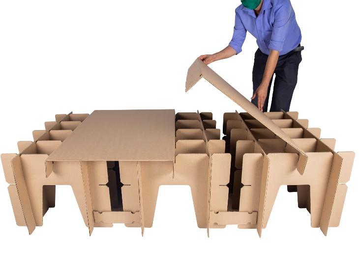 इस बेड को सिर्फ दो दिन की रिसर्च में तैयार किया गया है। हरेश पहले से इससे मिलता-जुलता बेड इस्तेमाल कर रहे थे।