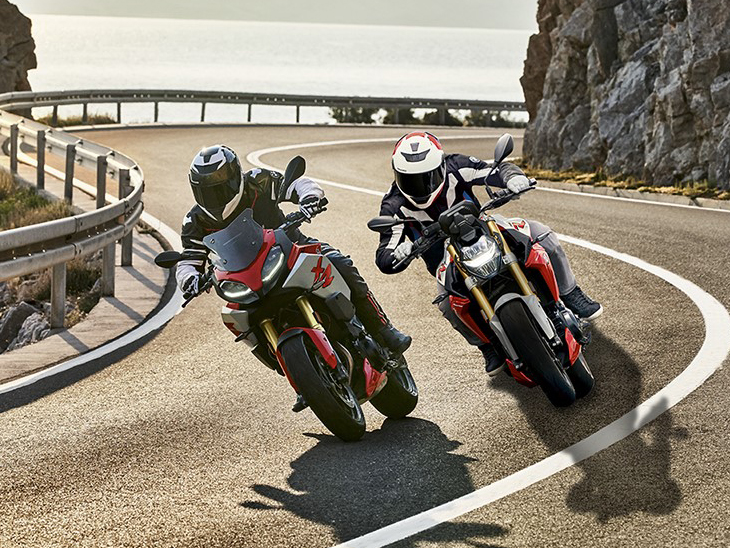 BMW F 900 R and F 900 XR. Edit: Launched at 9.9L and 10.5L