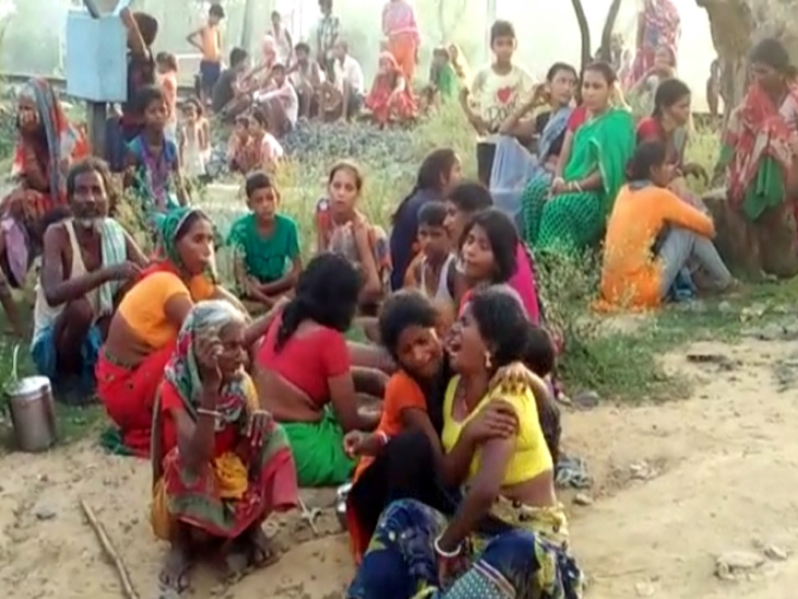 Nalanda Death Update; Youth Dead Body found hanging from an electric pole In Nalanda Amid Bihar Coronavirus Lockdown | रात में खाना खाकर छत पर सोने गया युवक, सुबह पटरी किनारे लटकती मिली लाश