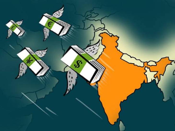 निफ्टी 500 कंपनियों में एफआईआई की होल्डिंग घटकर 5 साल के निचले स्तर पर आई|बिजनेस,Business - Dainik Bhaskar