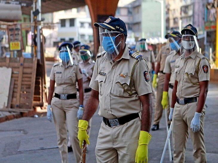 आज तीन पुलिसकर्मियों की मौत; अब तक कुल 2211 संक्रमित; इनमें 43% ठीक हुए|महाराष्ट्र,Maharashtra - Dainik Bhaskar