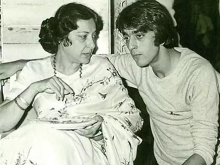 संजय दत्त को आई मां नर्गिस की याद, वीडियो शेयर कर कहा, 'हैप्पी बर्थ-डे मां, मिस यू' बॉलीवुड,Bollywood - Dainik Bhaskar