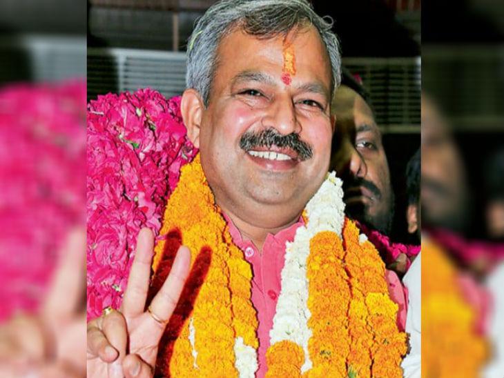 कन्नौज के आदेश गुप्ता 1994 में बीएससी करने के बाद नौकरी की तलाश में दिल्ली गए थे, अब भाजपा प्रदेश अध्यक्ष बने|उत्तरप्रदेश,Uttar Pradesh - Dainik Bhaskar