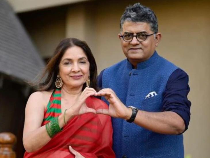 61 साल की हुईं नीना गुप्ता, फिल्मों में उनके पति की भूमिका निभा चुके गजराज राव ने कहा, 'सोलहवींसालगिरह की बधाइयां'|बॉलीवुड,Bollywood - Dainik Bhaskar