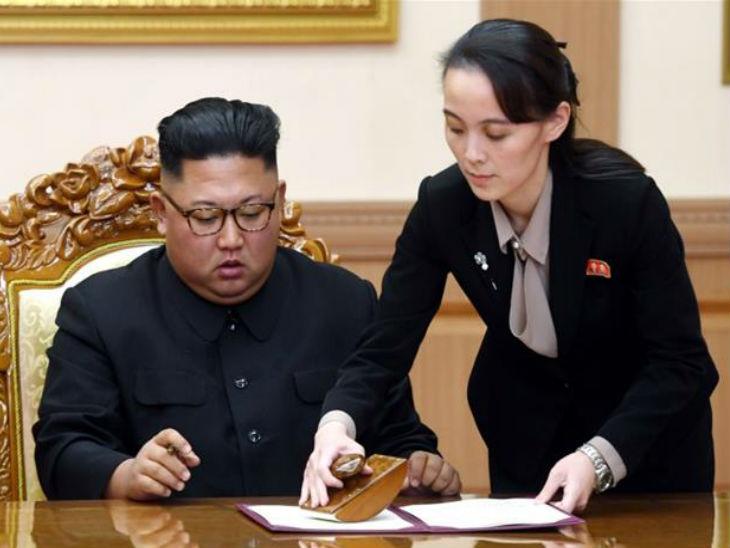 उत्तर कोरिया ने कहा- दक्षिण कोरिया से सभी तरह के संपर्क खत्म करेंगे, वो अब हमारा दुश्मन देश|विदेश,International - Dainik Bhaskar