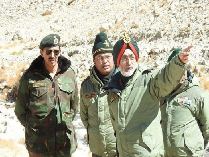 चुशूल मोल्डो मीटिंग पाइंट पर भारत की ओर से लेफ्टिनेंट जनरल हरिंदर सिंह इस बातचीत का हिस्सा बने। लेकिन चीन की तरफ से मेजर जनरल मीटिंग में शामिल हुए।