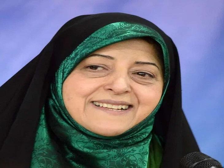 ईरान की उपराष्ट्रपति मासूमेह एब्तेकार कोरोना संक्रमण का शिकार हो गईं।