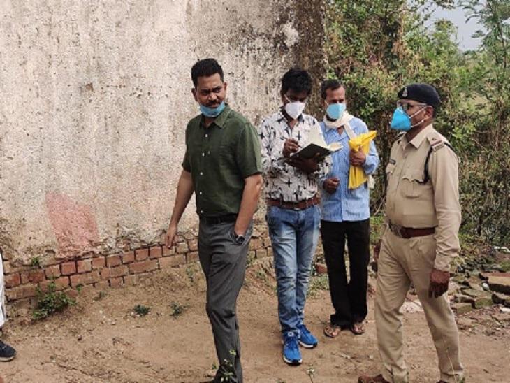 गांव में एसपी ने पहुंचकर सभी को इस बात का भरोसा दिया कि यदि लोग अपराध छोड़ें तो शासन की मदद से गांव का विकास किया जा सकता है।