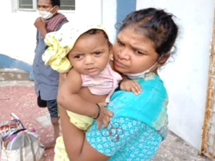 वेंटिलेटर पर 18 दिन तक रही 4 माह की बच्ची कोरोना को मात देकर घर लौटी, मां से फैला था संक्रमण लाइफ & साइंस,Happy Life - Dainik Bhaskar