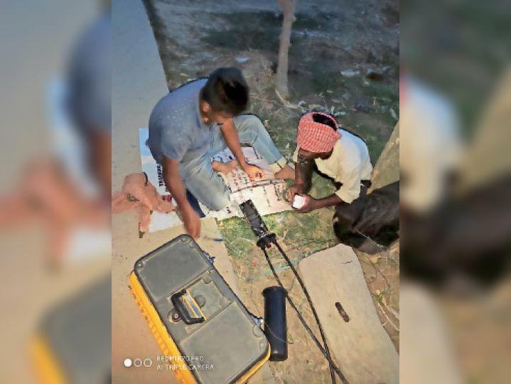 भारत नेट परियोजना के तहत वाईफाई से लैस होगी पंचायत जुलाई से दिया जाएगा कनेक्शन, ग्रामीणों को होगा फायदा मोतिहारी (पूर्वी चंपारण),Motihari (East Champaran) - Dainik Bhaskar