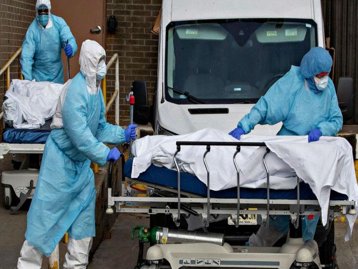 तीन मरीजों ने दम तोड़ा; 76 नए संक्रमित सामने आए, 1000 के आंकड़े को पार करने वाला यूपी का दूसरा शहर|उत्तरप्रदेश,Uttar Pradesh - Dainik Bhaskar