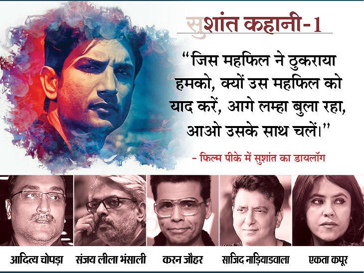 क्या भंसाली ने उनसे फिल्में छीनी थीं और करन-यशराज-साजिद-एकता ने बैन कर दिया था?|बॉलीवुड,Bollywood - Dainik Bhaskar