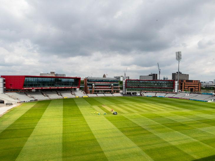 ओल्ड ट्रैफर्ड क्रिकेट ग्राउंड पूरी तरह बायो सिक्योर रहेगा।