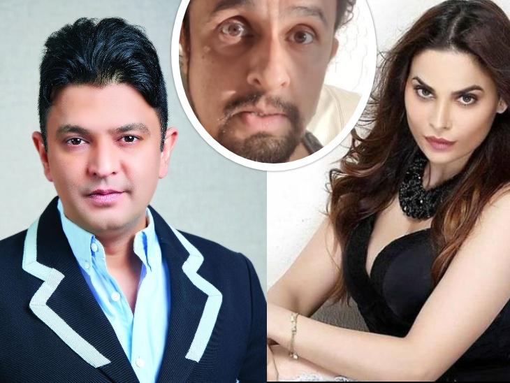 'मेरे मुंह मत लगना, पंगा लिया तो मरीना का वीडियो यू-ट्यूब पर डाल दूंगा'|बॉलीवुड,Bollywood - Dainik Bhaskar