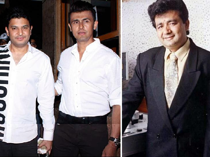 गुलशन कुमार ने दिया था सोनू निगम को फिल्मों में गाने का मौका, अब उन्हीं के बेटे के खिलाफ सिंगर ने खोल दिया मोर्चा|बॉलीवुड,Bollywood - Dainik Bhaskar