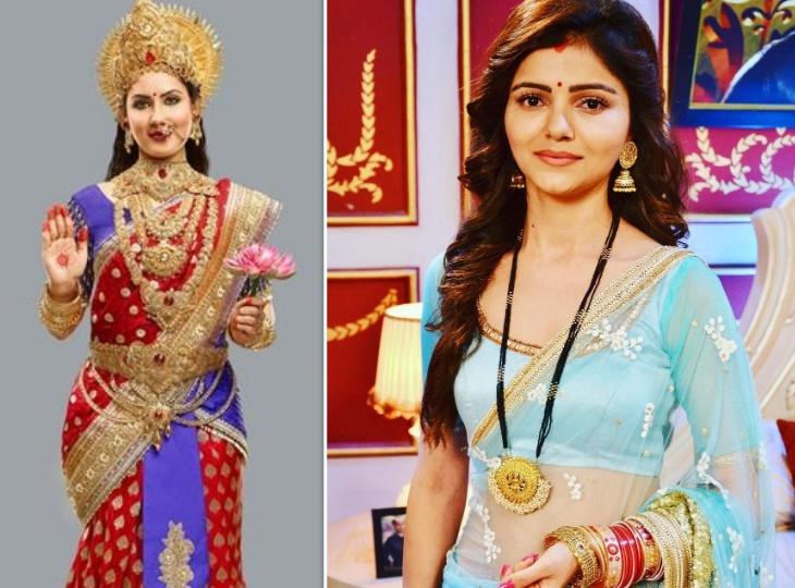 किन्नर का किरदार निभा चुकी रुबीना दिलाइक अब मां वैष्णो देवी के किरदार में आएंगी नजर,शादी के लिए पूजा बनर्जी ने छोड़ा शो टीवी,TV - Dainik Bhaskar