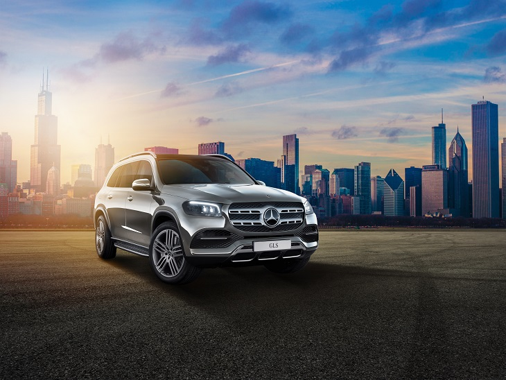 GLE and GLS dominate the luxury SUV segment | लग्ज़री एसयूवी सेगमेंट में GLE व GLS का दबदबा