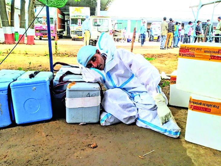 Corona Death Toll | अब तक 4.91 लाख केस: एक दिन में सबसे ज्यादा 18 हजार 183 मरीज मिले, पुणे के पिंपरी चिंचवाड़ में महीनेभर में 700% संक्रमित बढ़ गए