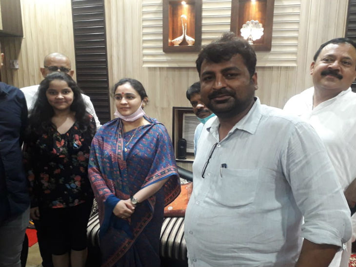 शिवपाल यादव की सपा से बढ़ती नजदीकी पर अपर्णा यादव ने कहा- हमेशा चाहती हूं परिवार एक हो जाए|उत्तरप्रदेश,Uttar Pradesh - Dainik Bhaskar