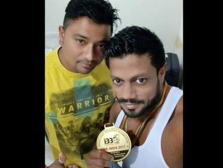 अनिल ने 2019 में भी मिस्टर इंडिया इवेंट में 70 किग्रा कैटेगरी में गोल्ड मेडल जीता है।