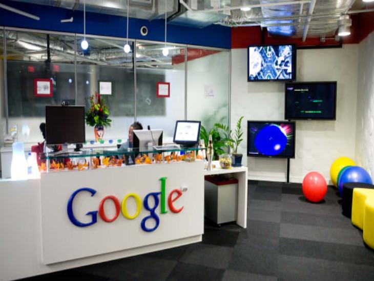 गूगल का ऑफिस अब 7 सितंबर तक रहेगा बंद, कोरोना के बढ़ते मामले से कार्यालय को फिर से खोलने का समय दो महीने और आगे बढ़ाया|बिजनेस,Business - Dainik Bhaskar