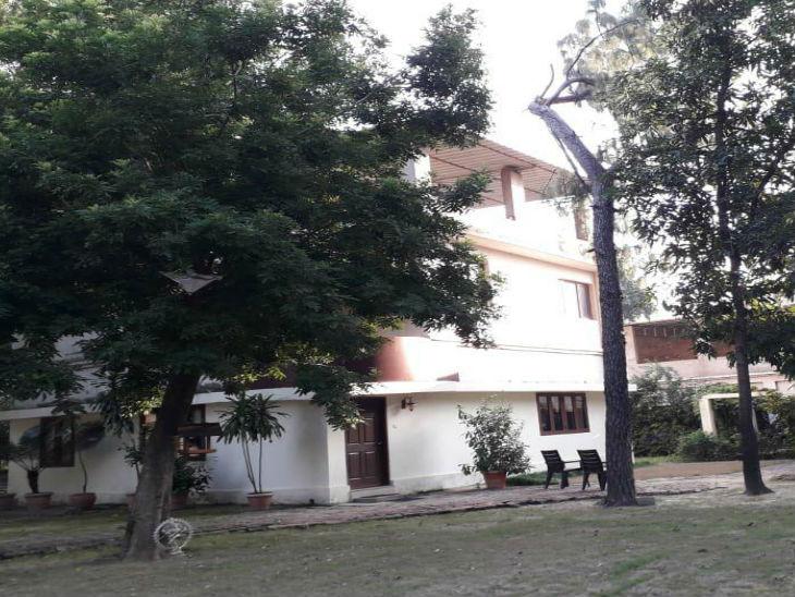 इंदिरा गांधी की मामी के घर में शिफ्ट होंगी प्रियंका, लखनऊ के इस घर में जनवरी से चल रहा मरम्मत का काम पूरा|उत्तरप्रदेश,Uttar Pradesh - Dainik Bhaskar