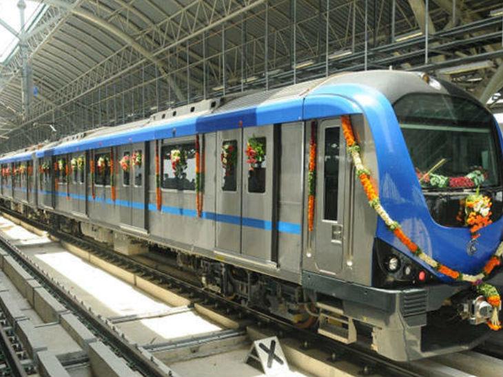 चीन की कंपनी के हाथ से फिसला कानपुर-आगरा मेट्रो प्रॉजेक्ट; बिड प्रक्रिया में सबसे कम बोली लगाने वाली कनाडा की कंपनी को ठेका मिला|उत्तरप्रदेश,Uttar Pradesh - Dainik Bhaskar