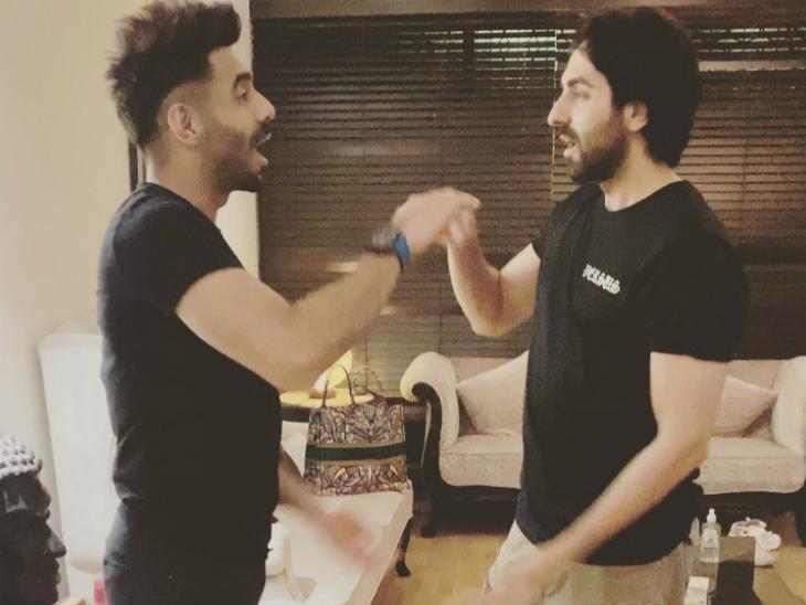 आओ मिलो शीलो शालो को आम ले लो सेलम साली बोलते थे खुराना ब्रदर्स, वीडियो में दिखी मस्ती|बॉलीवुड,Bollywood - Dainik Bhaskar