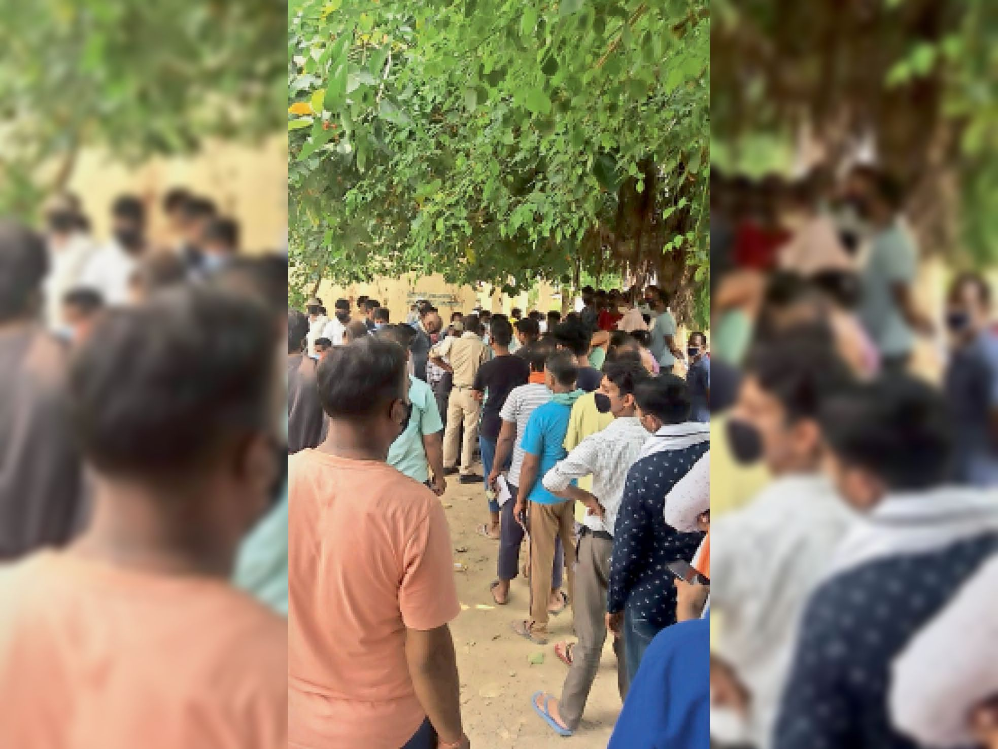 अप्रैल में 16 पॉजिटिव, मई में 77 प्रवासी संक्रमित, जून में आगरा व दिल्ली से संक्रमण लेकर आए व्यापारी व नेता, नतीजा... 682 मरीज|मुरैना,Morena - Dainik Bhaskar