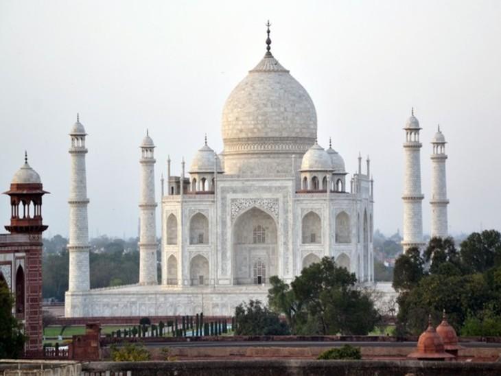 आगरा में 71 कंटेनमेंट जोन, प्रशासन ने शहर के सभी स्मारक अभी बंद रखने का फैसला किया|देश,National - Dainik Bhaskar