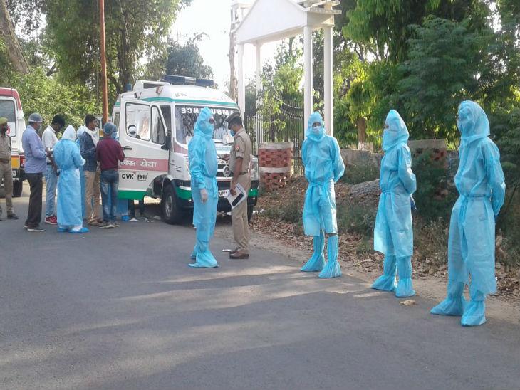 एडीएम सिटी ऑफिस का कर्मचारी भी कोरोना पॉजिटिव निकला, एक दिन में 50 नए संक्रमित मिले|मेरठ,Meerut - Dainik Bhaskar